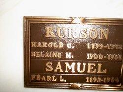 Harold Card Kurson