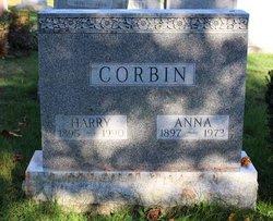 Anna <I>Israel</I> Corbin