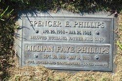 Lillian Faye <I>Gibson</I> Phillips