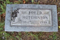 Roy Hutchinson