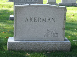 Paul C. Akerman