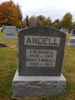 "Mary T ""Mollie"" <I>Sims</I> Ancell"