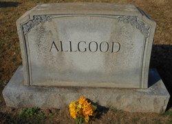 Fanny Belle <I>Myers</I> Allgood