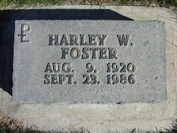 Harley William Foster