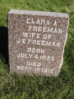 Clara Freeman