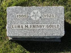 Lura May <I>Frisby</I> Gould