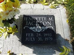 Jennette M Jackson