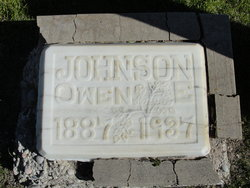 Owen E Johnson