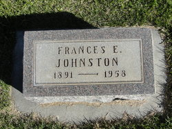 Frankie Edna Johnston