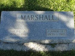Olive J Marshall
