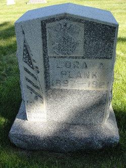"Loren Adam ""Lora"" Plank"