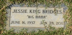 "Jessie ""Big Mama"" <I>King</I> Bridges"