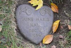June Marie Hall