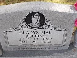 Gladys Mae <I>Warhurst</I> Robbins