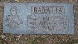 """Emilio """"Emil"""" Baratta"""
