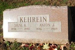 Anton J Kehrein
