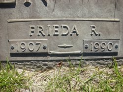 Frieda Esther <I>Ricker</I> Luiten