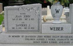 "Jean ""John"" Weber"
