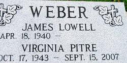 Virginia <I>Pitre</I> Weber