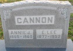 E Lee Cannon
