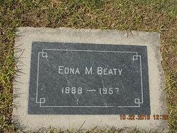 Edna Marzie <I>Robinson</I> Beaty