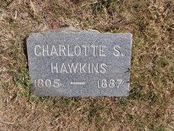 Charlotte <I>Savage</I> Hawkins
