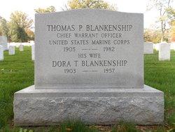 Dora T Blankenship