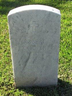 """Robert """"Bobbie"""" Cooper"""