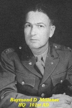Col Raymond Davis Millener