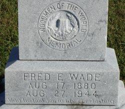Fred Elgin Wade