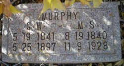 G W Murphy