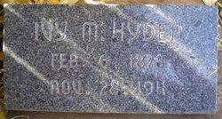 Ivy Imelda <I>Murphy</I> Hyden
