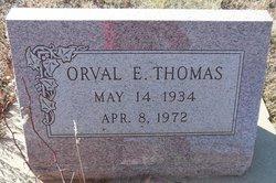 Orval E Thomas