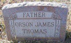 Orson James Thomas