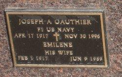 Joseph A Gauthier