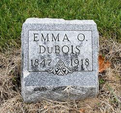 Emma <I>Oliver</I> DuBois
