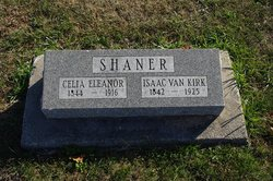 Isaac Van Kirk Shaner
