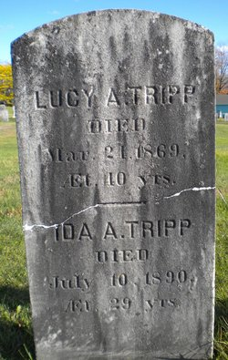 Lucy Ann <I>May</I> Tripp