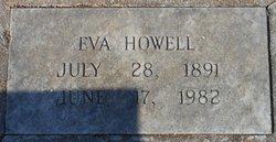 Eva Vance <I>Howell</I> Shermer
