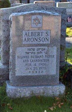 Albert S. Aronson