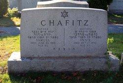 Annie <I>Alfret</I> Chafitz