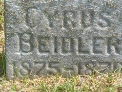 Cyrus Beidler