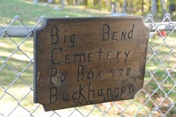 Big Bend Church Cemetery