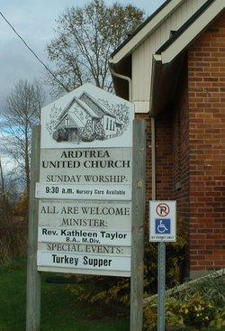 Ardtrea United Church Cemetery