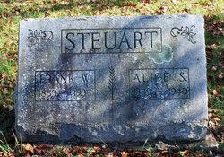 Alice Serepta <I>Conable</I> Steuart