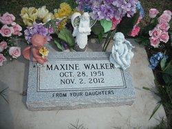 Judy Maxine <I>Hisaw</I> Walker