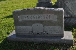 Pauline <I>Bukowski</I> Paradoski