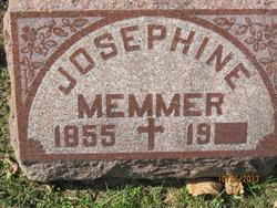 Josephine <I>Meyer</I> Memmer