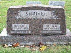 Helen Mae <I>Couchie</I> Shriver