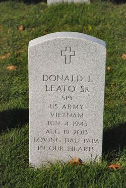 Donald Lawrence Leato Sr.